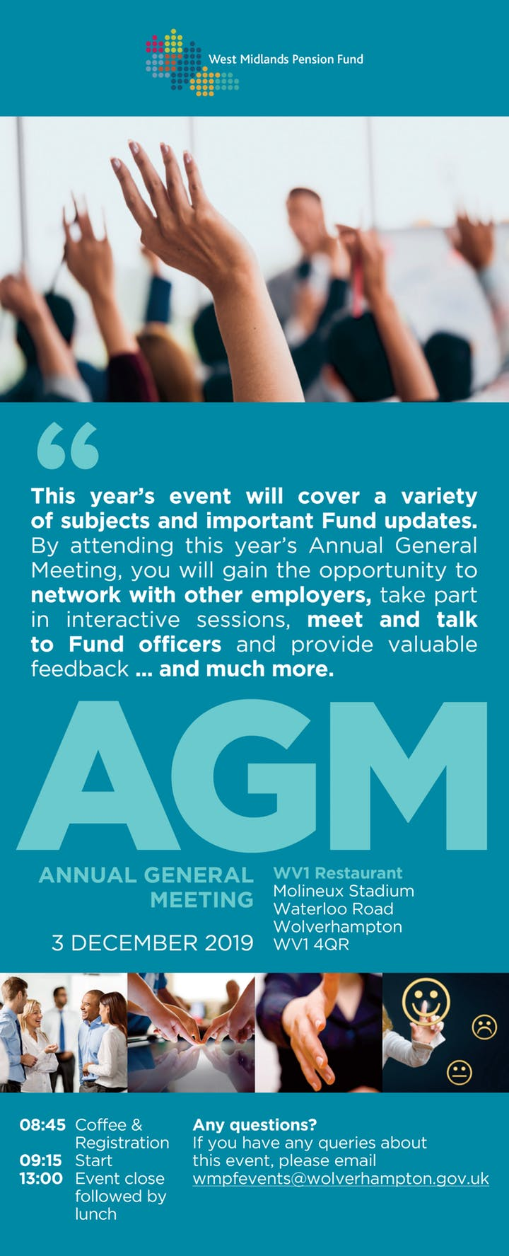 AGM 2019 Promo Displays a larger version of this image in a new browser window