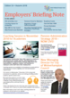 image of Employer Brief 35 (Autumn 2018)