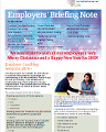 image of Employer Brief 36 (Winter 2018)